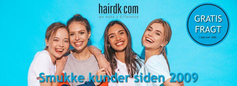EFTER - Hurtig makeover af facebook coverbillede for hair.dk